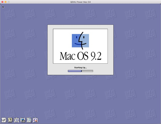 Booting Mac OS 9