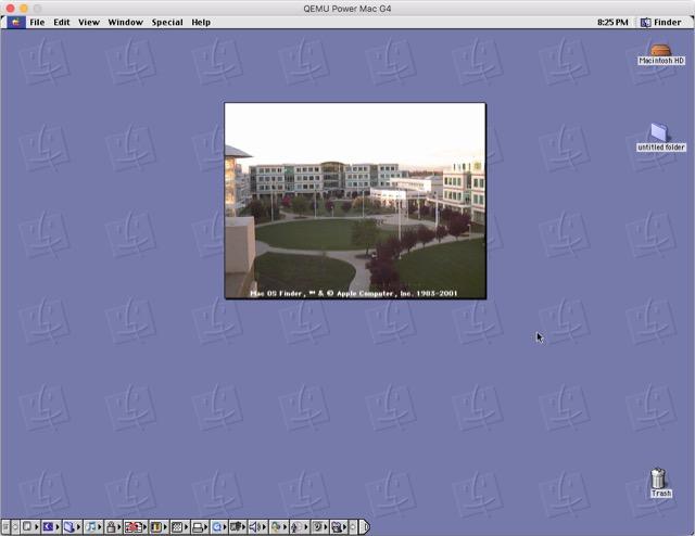 Finder Easter Egg in Mac OS 9